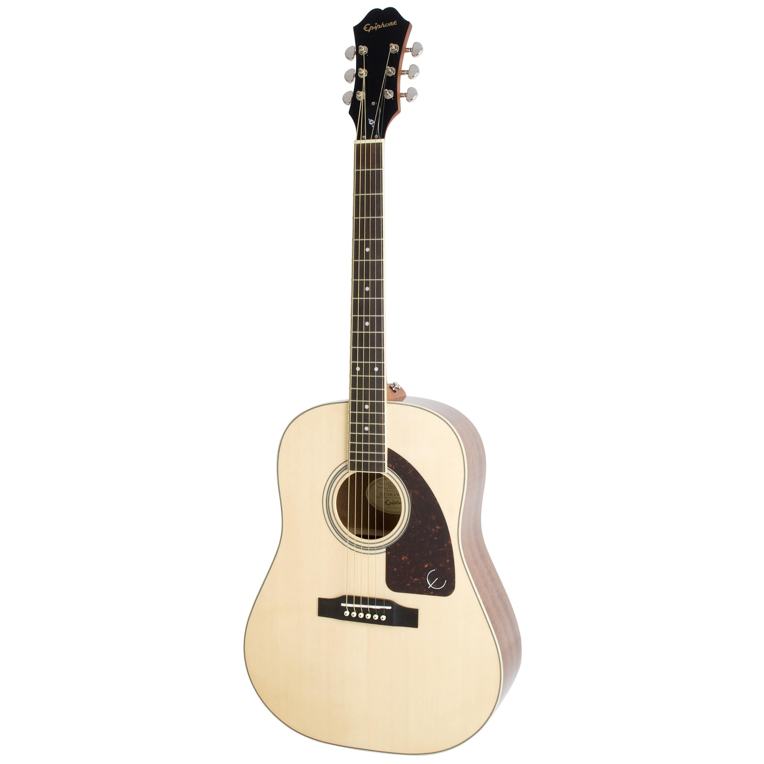 Epiphone AJ-220S - Natural Guitar