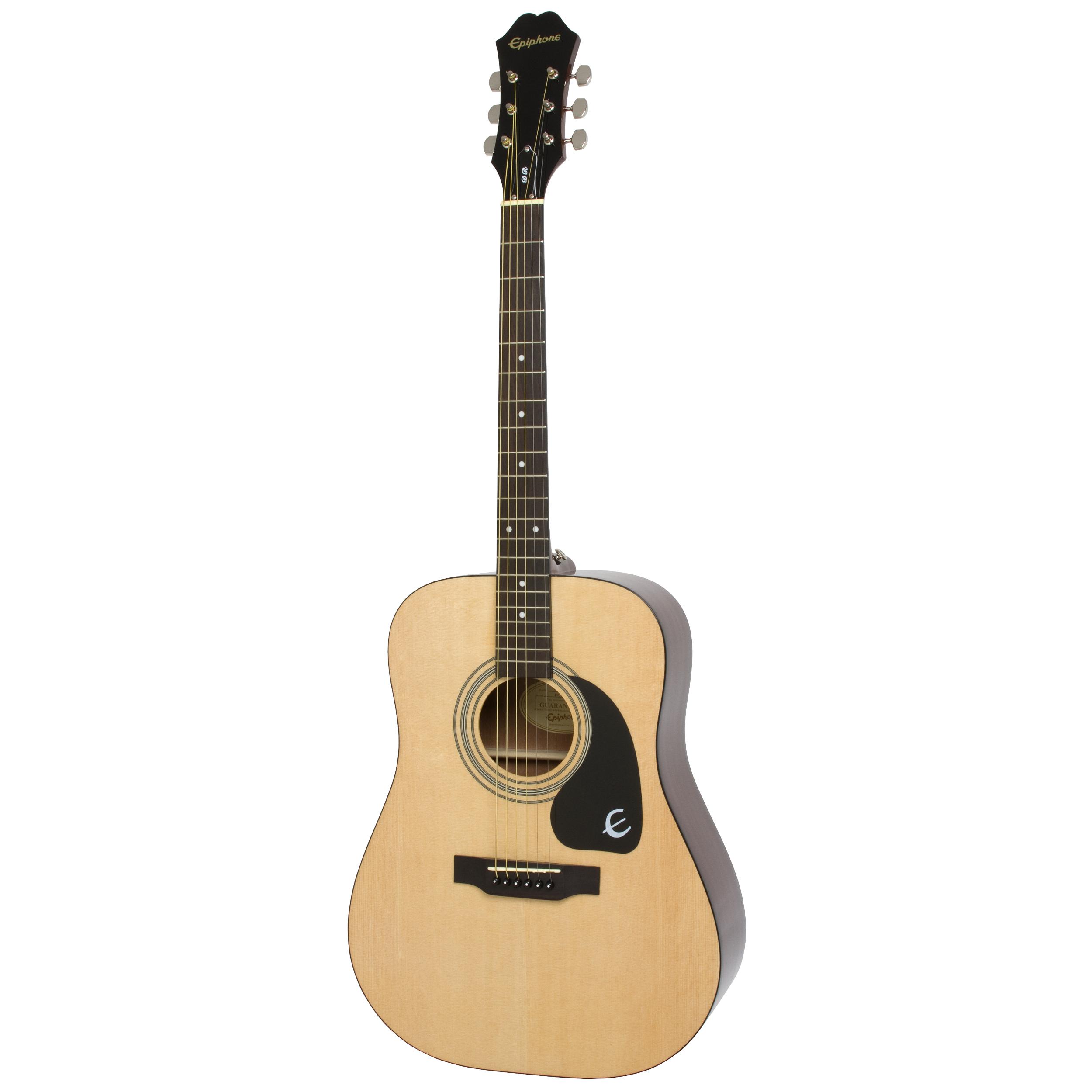 Epiphone DR-100 - Natural Guitar