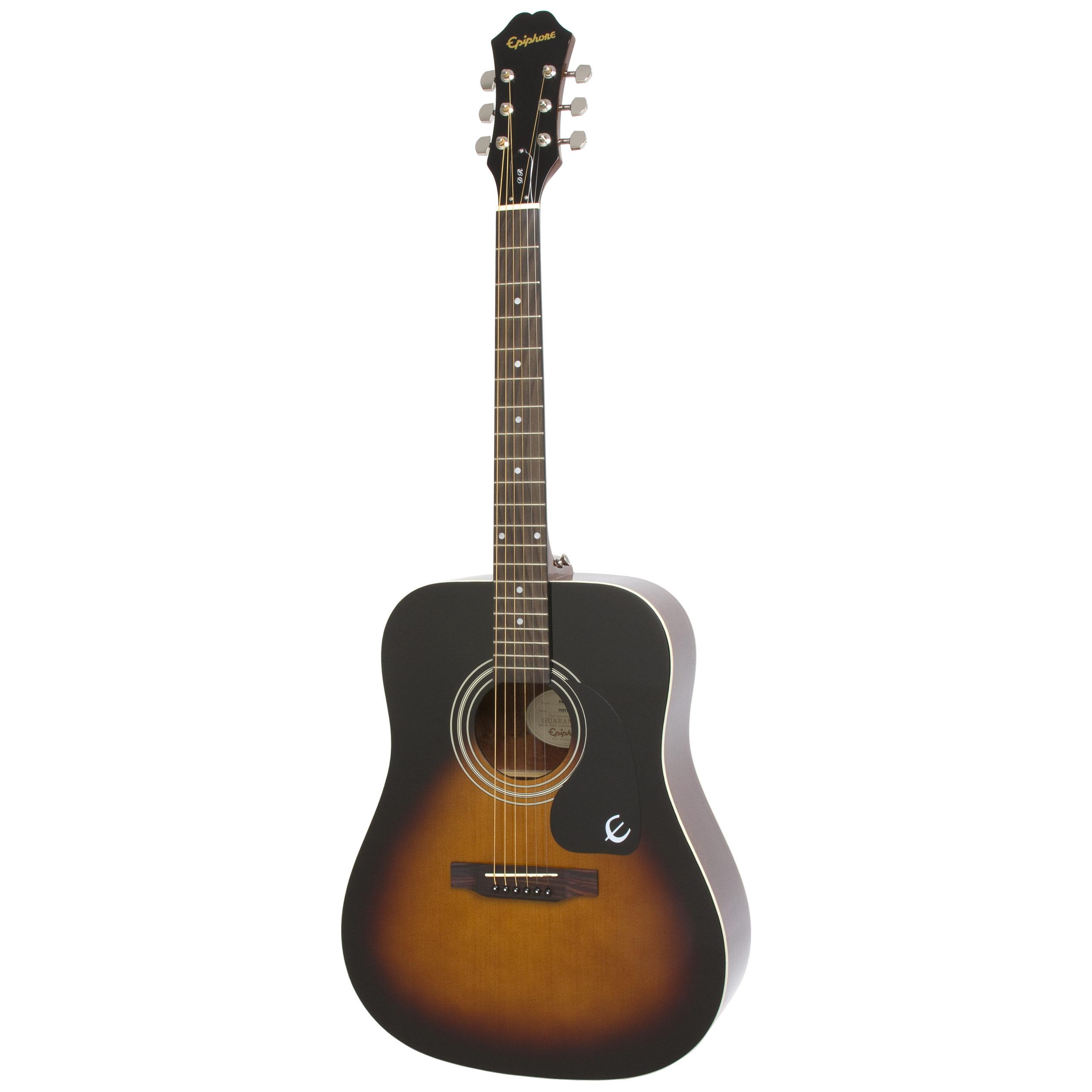 Epiphone DR-100 - Vintage Sunburst Guitar