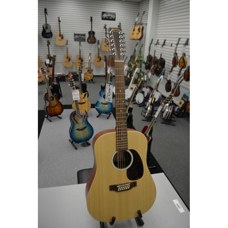 Martin D-X2E 12 String Guitar