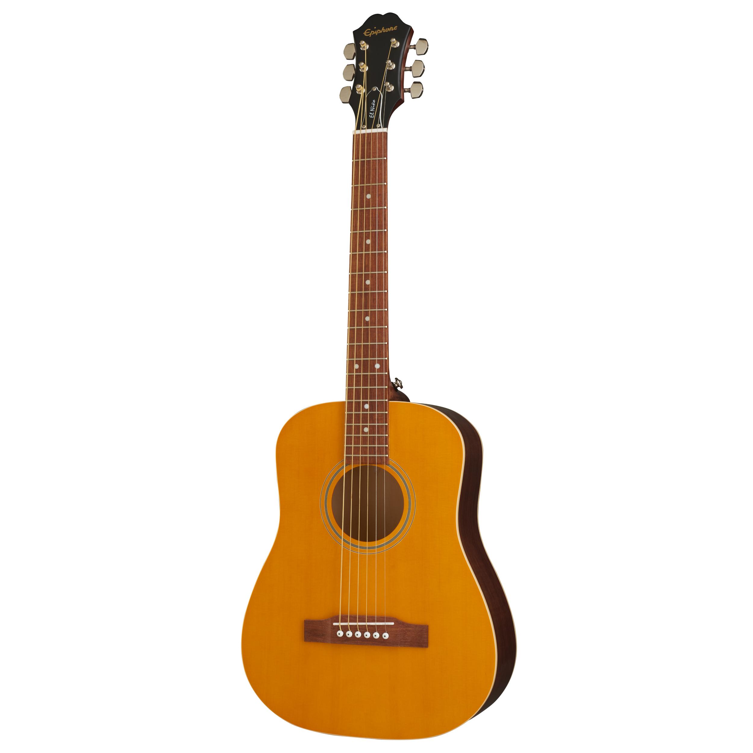 Epiphone El Nino Travel Acoustic - Natural Guitar