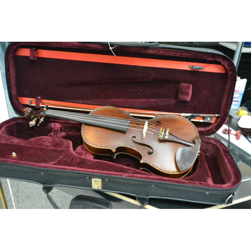 Vienna Strings Hamburg Handcraft Viola 15.5'