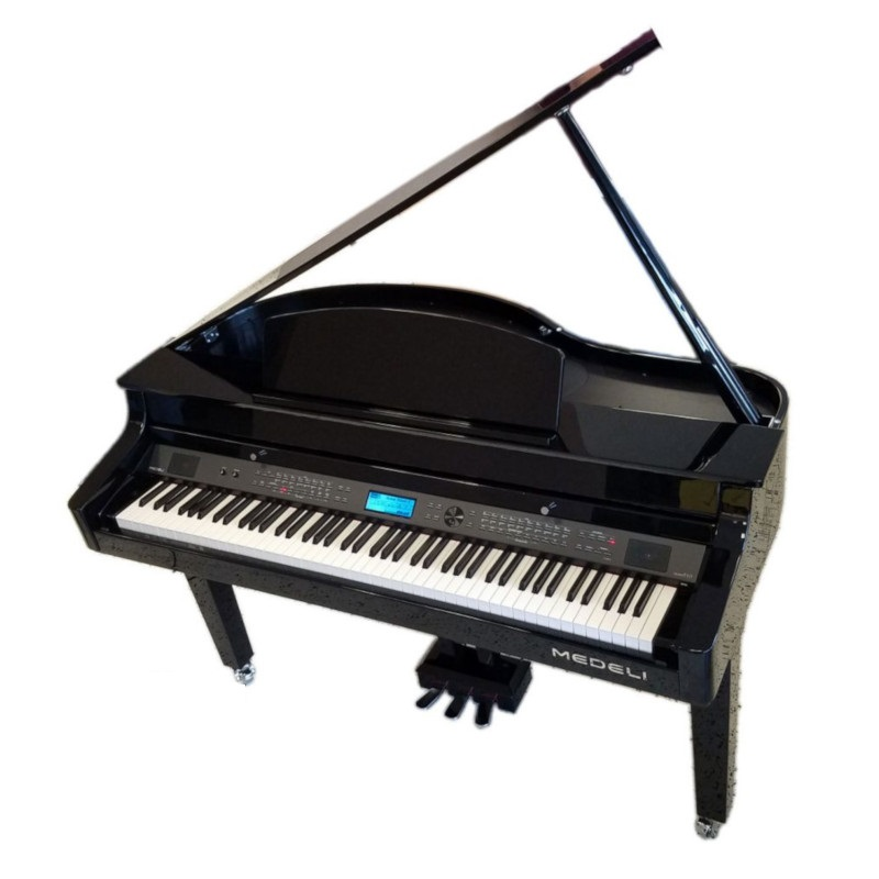 Medeli Digital Grand 510 Piano Black Polish