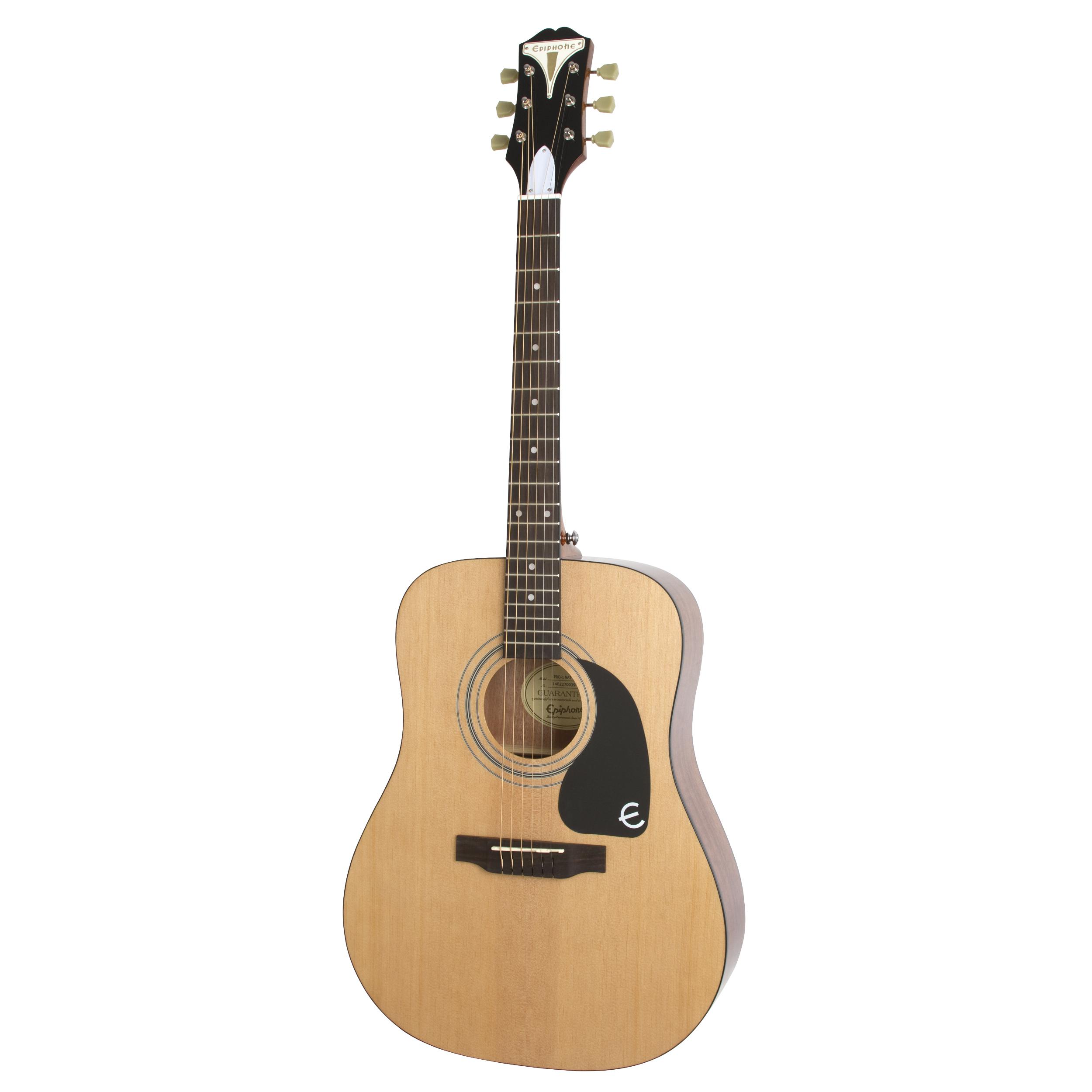 Epiphone PRO-1 - Natural Guitar