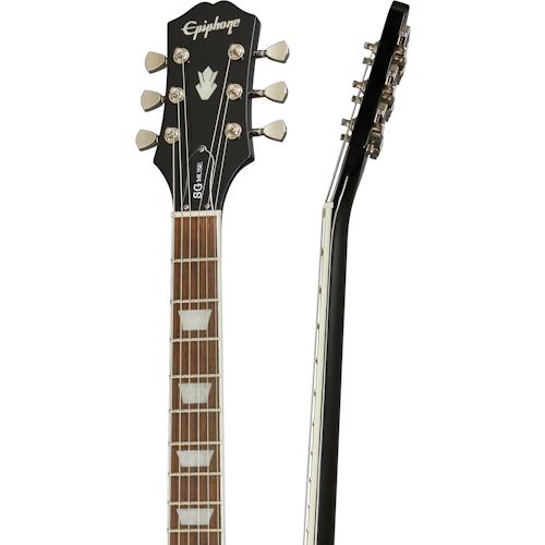 Epiphone SG Muse - Jet Black Metallic Guitar