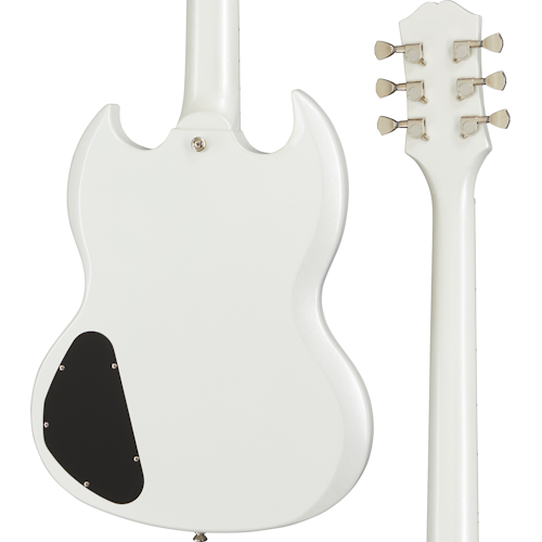 Epiphone SG Muse - Pearl White Metallic Guitar