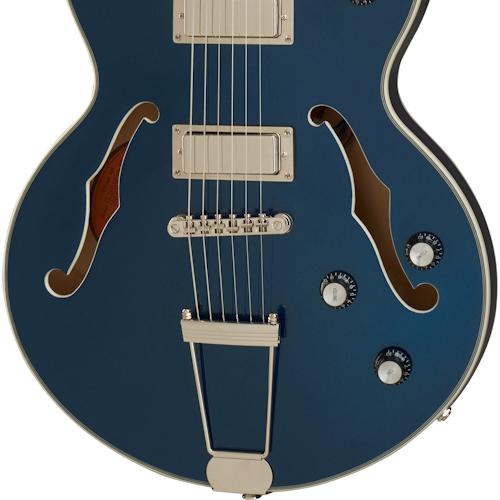 Epiphone Uptown Kat ES - Sapphire Blue Metallic Guitar