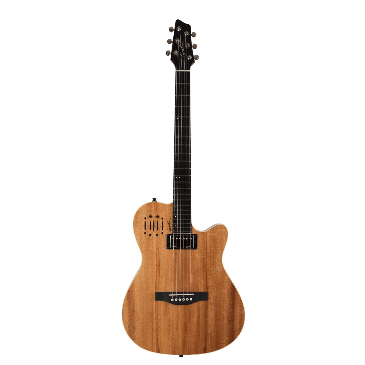 Godin 37438 A6 Ultra Koa Acoustic Electric Guitar