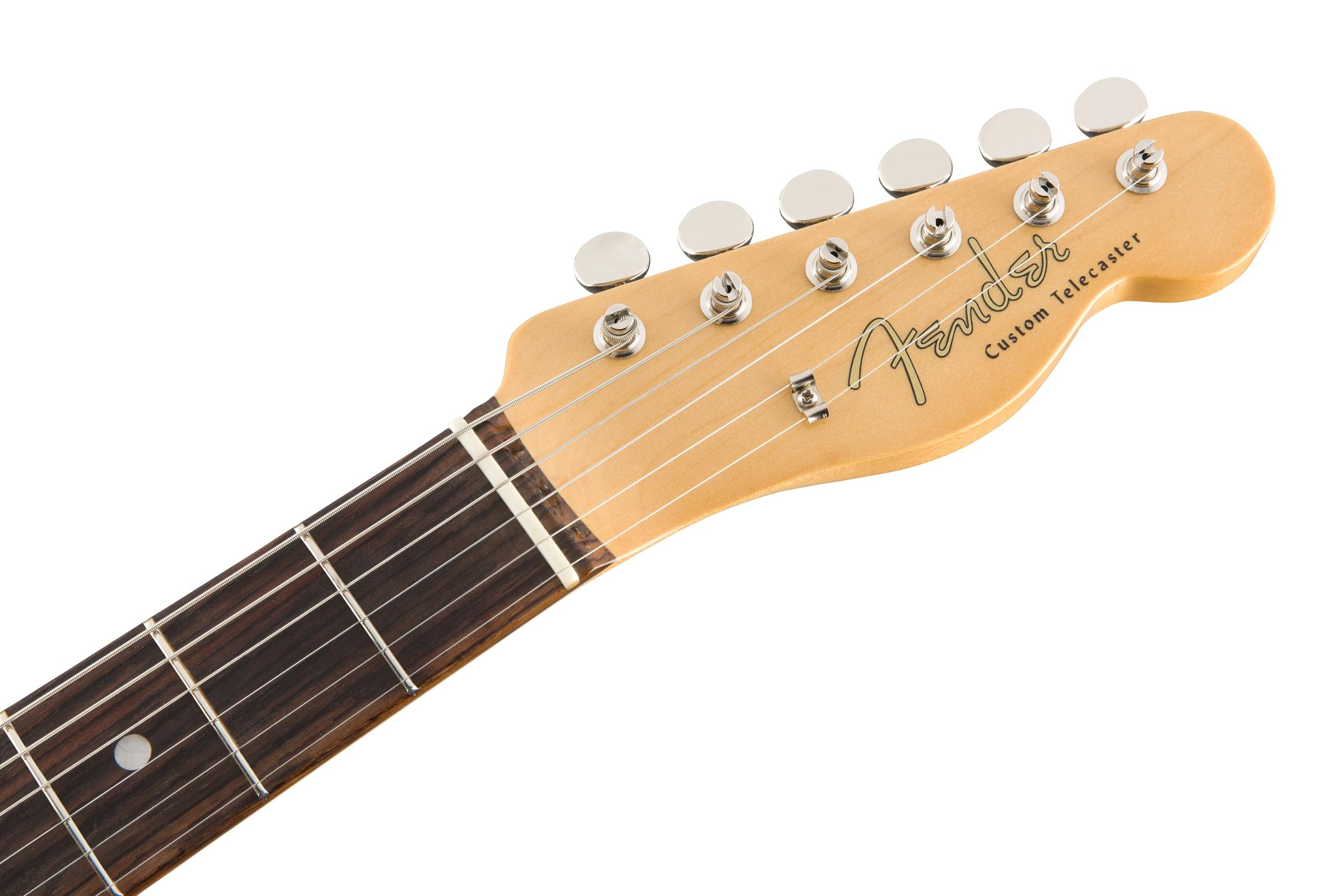 Fender American Original '60s Telecaster®, Rosewood Fingerboard, Lake Placid Blue