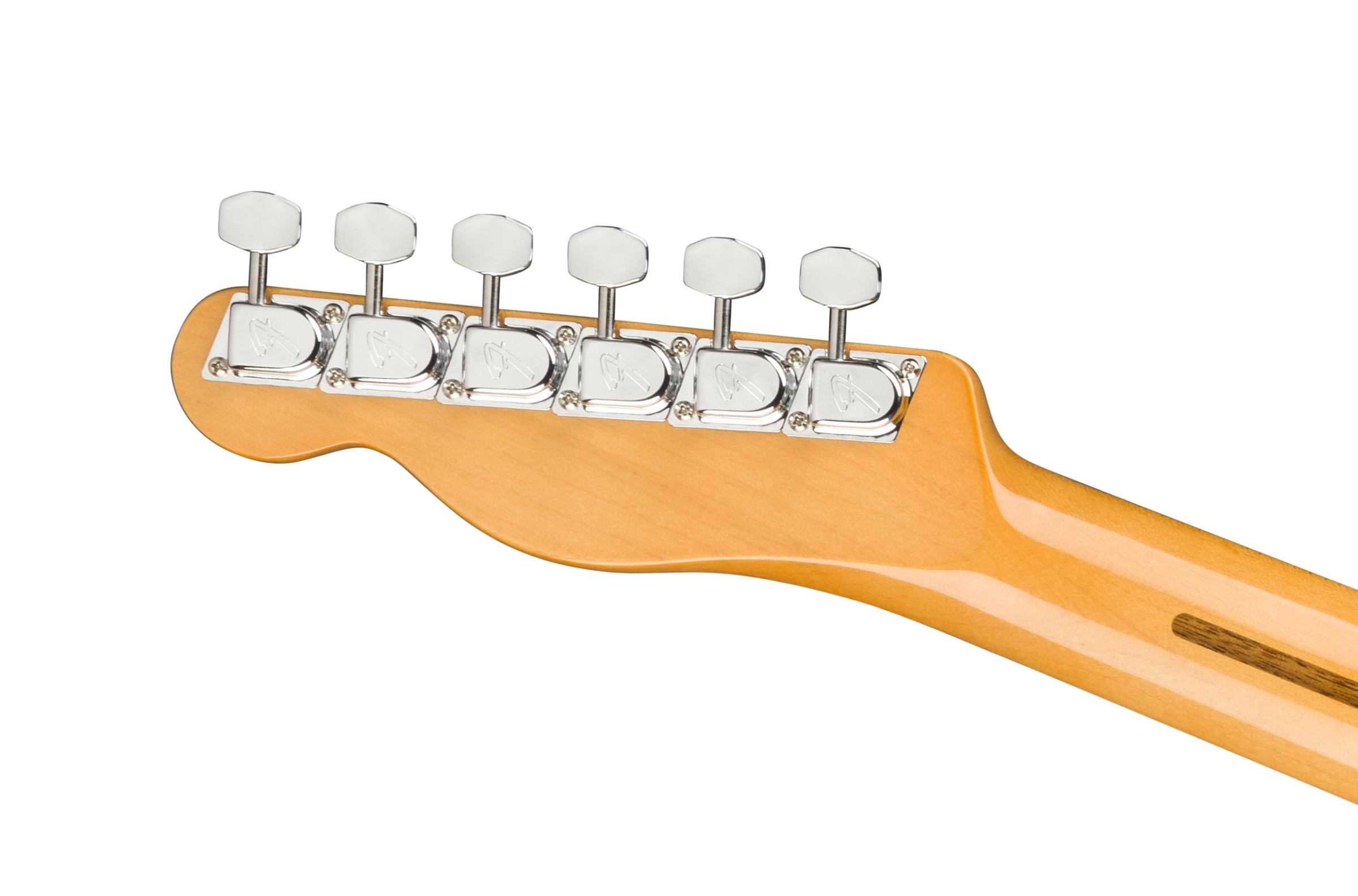 Fender American Original 60s Telecaster® Thinline, Maple Fingerboard, Aged Natural