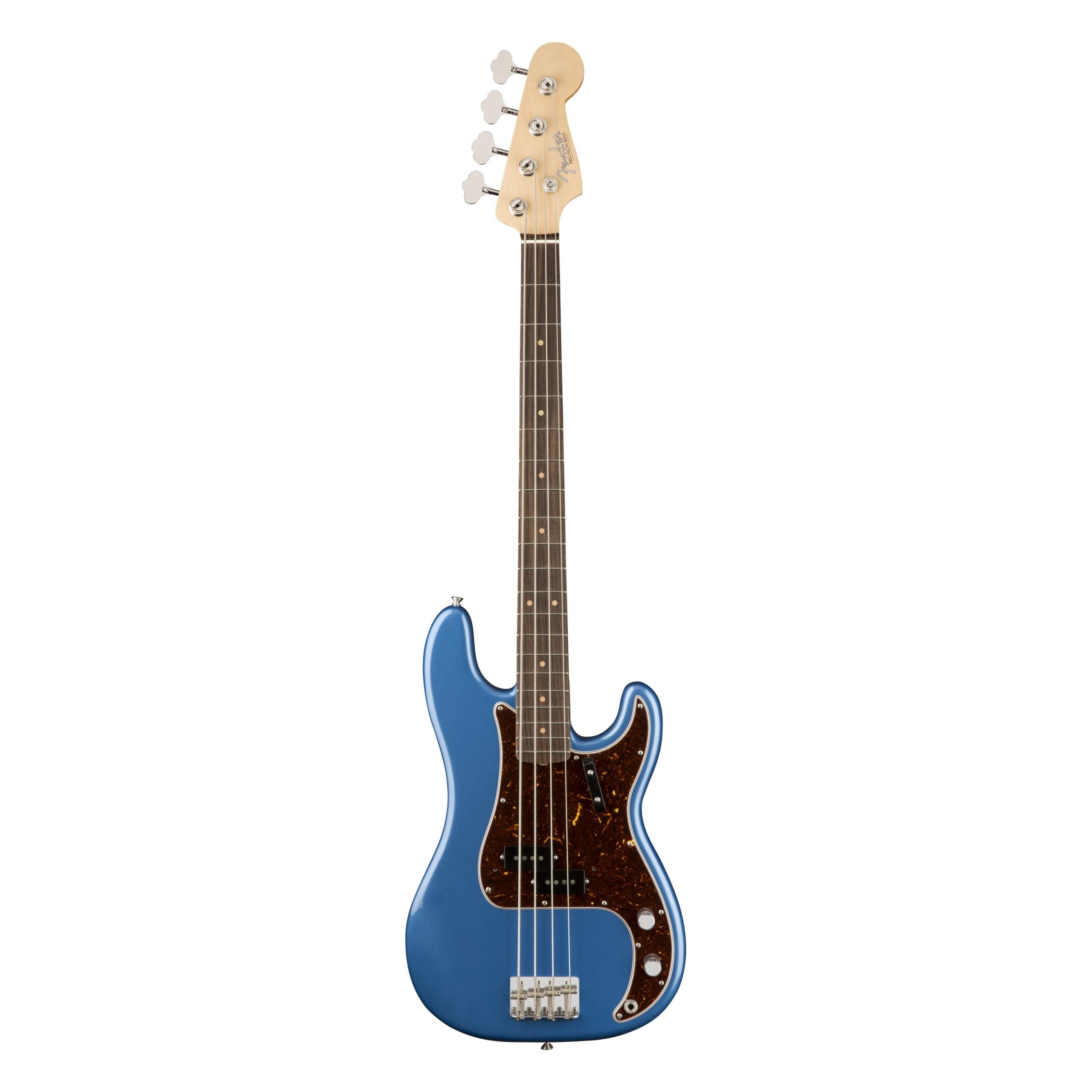 Fender American Original '60s Precision Bass®, Rosewood Fingerboard, Lake Placid Blue