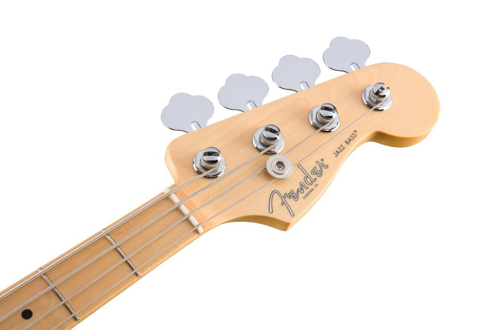 Fender American Pro Jazz Bass®, Maple Fingerboard, Black