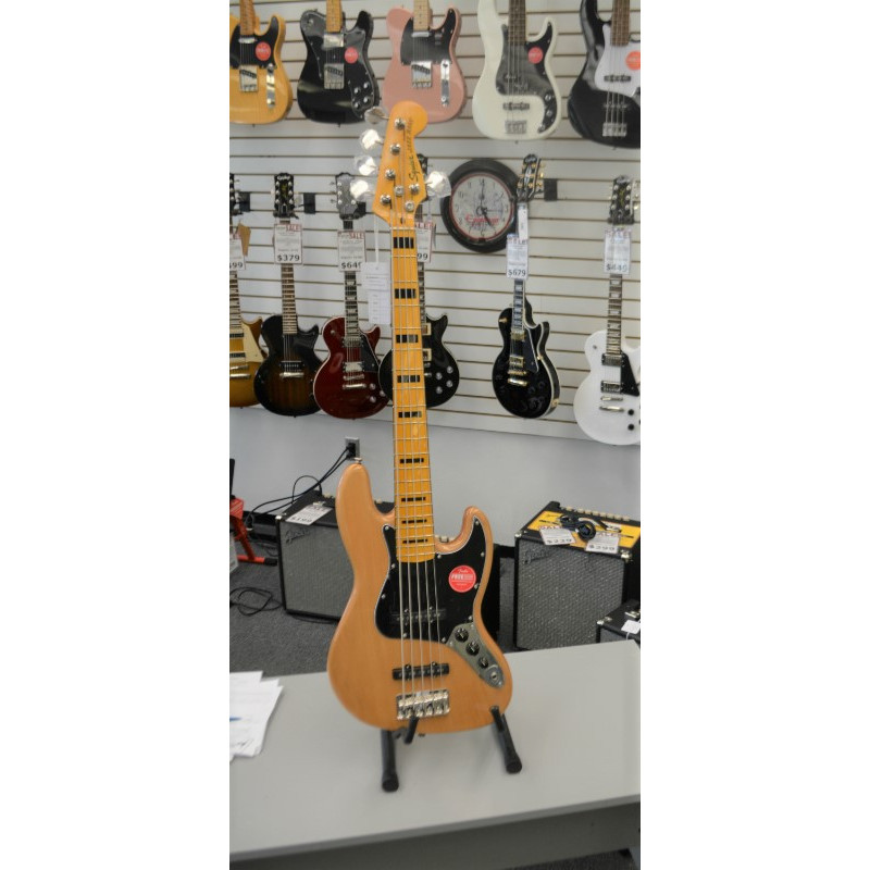 Squier Classic Vibe 70\'S Jazz Bass V