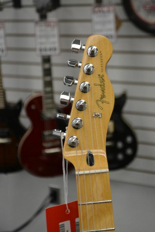 Fender Player Telecaster Capri Orange