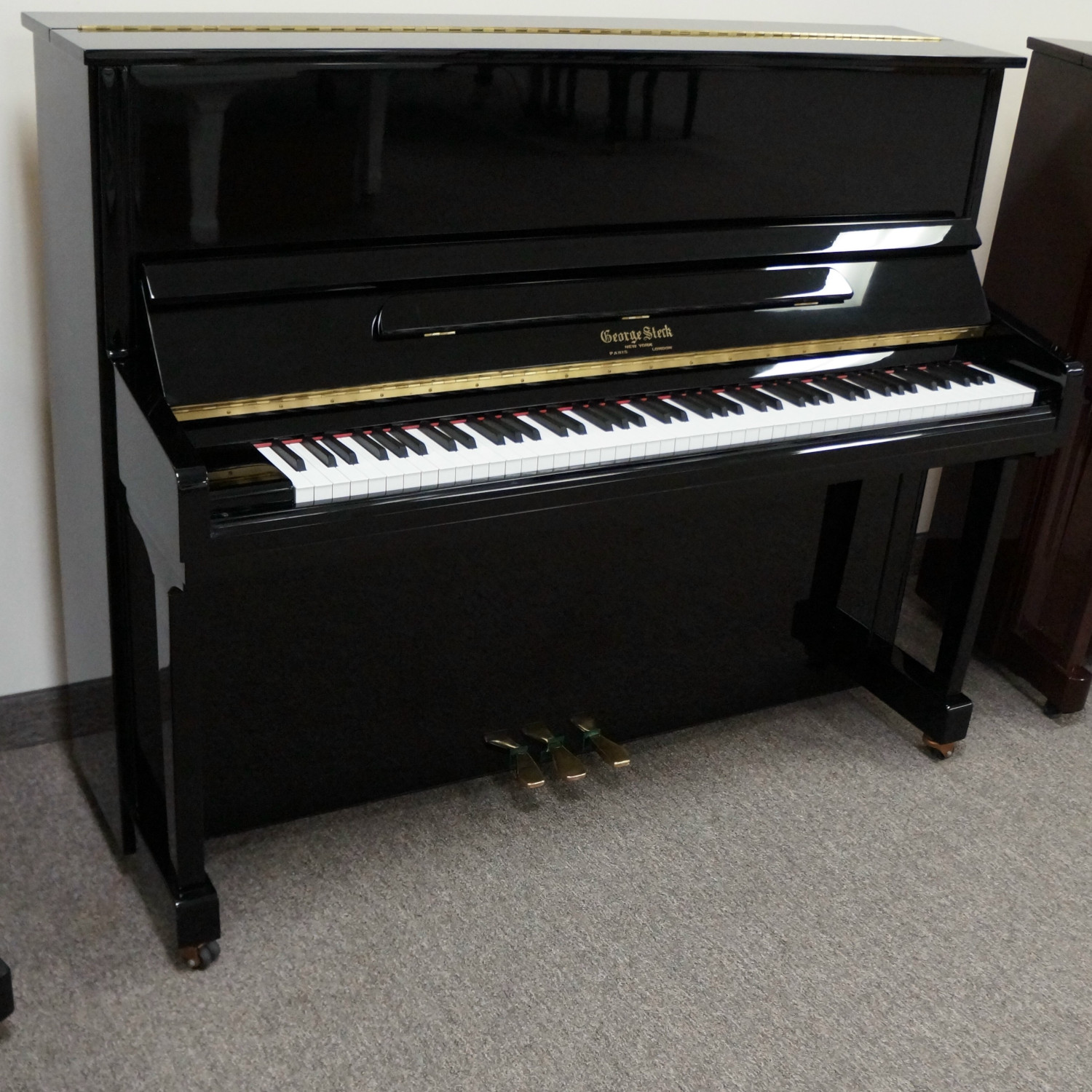 George Steck Professional Studio Piano
