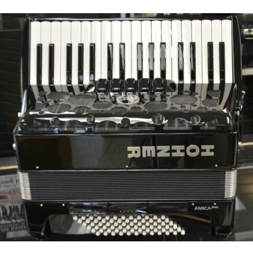 Hohner Amica 72 Bass Piano Accordion