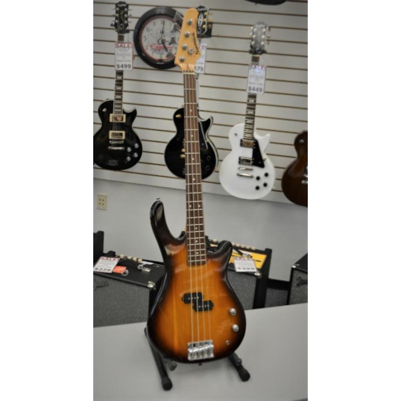 Samick Bass Guitar