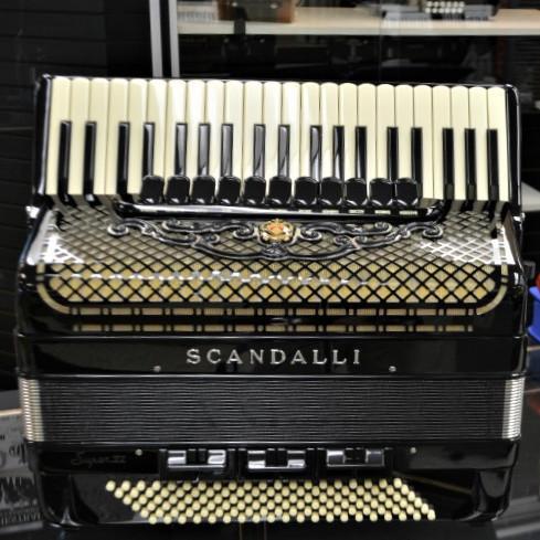 Scandalli Super VI Piano Accordion