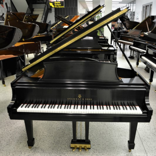 Steinway Grand Model S 5\'1 Piano