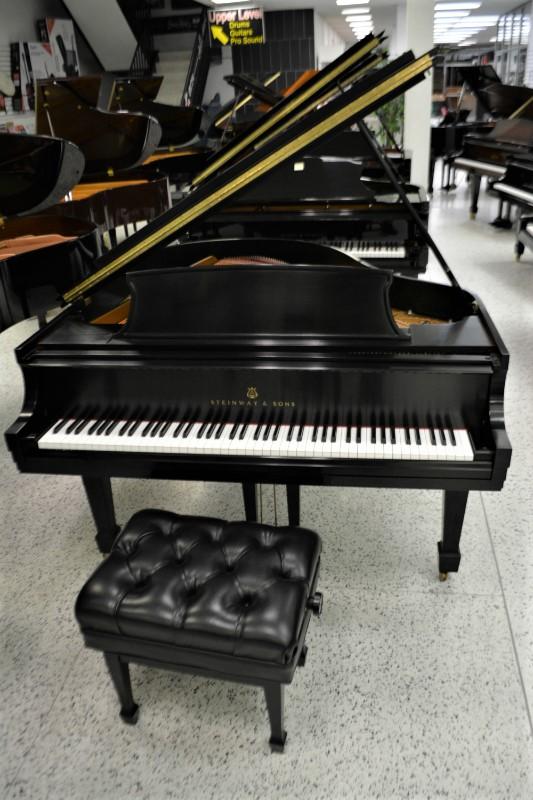 Steinway Grand Model S 5\'1 Piano