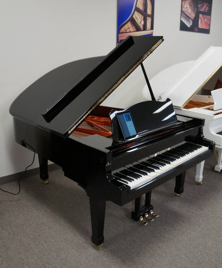 Wilhelm Schimmel Grand Piano with iPad Player System