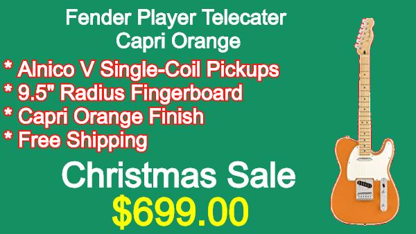 Fender-Player-Telecater-Capri-Orange
