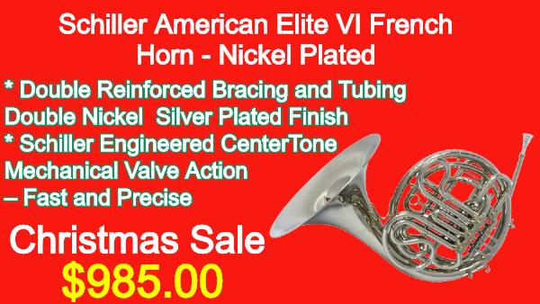 Schiller-American-Elite-VI-French-Horn-Nickel-Plated