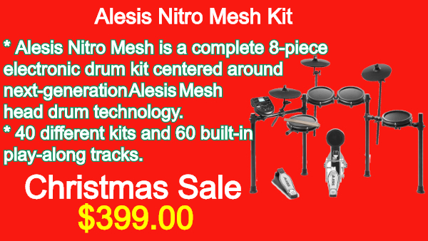 Alesis-Nitro-Mesh-Kit