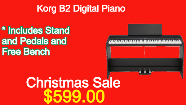 Korg B2SP Digital Piano