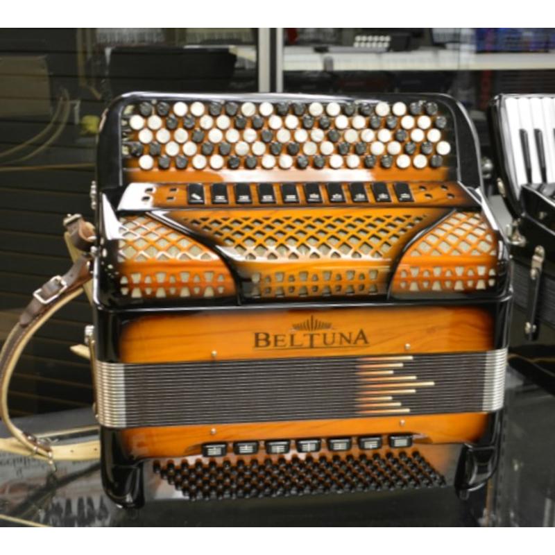 Beltuna Prestige 3000 Chromatic Accordion