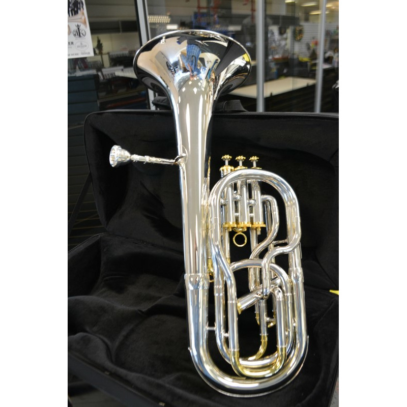 Schiller British Band Baritone 4 Valve Compensating