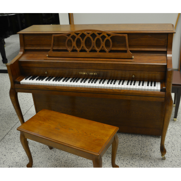 Young Chang Artist Designer Upright Piano
