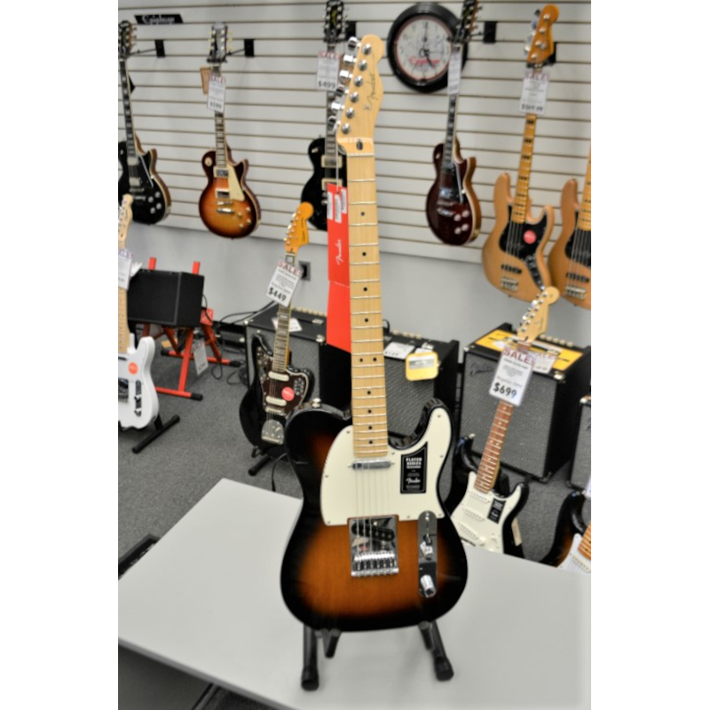 Fender Player Telecaster 2 Tone Sunburst