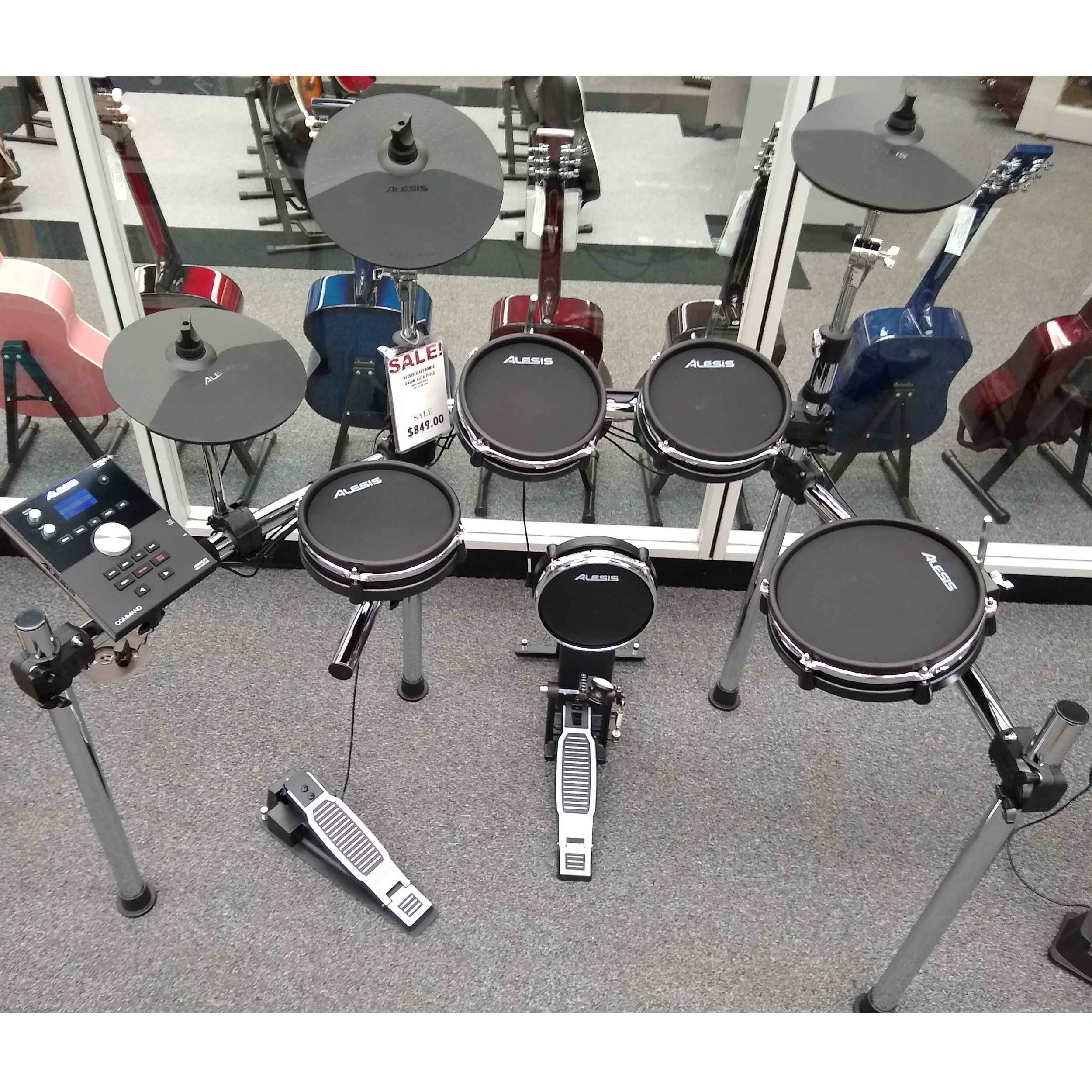 Alesis Command Drumset