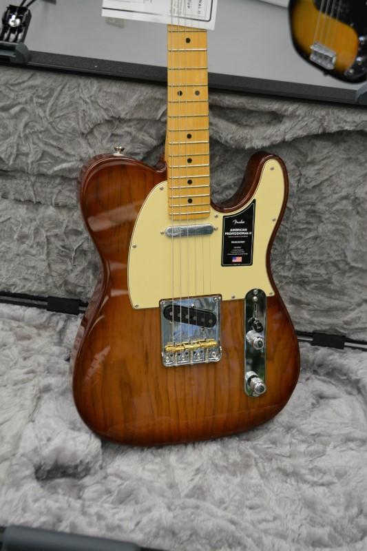 Fender Professional II Telecaster Sienna Burst