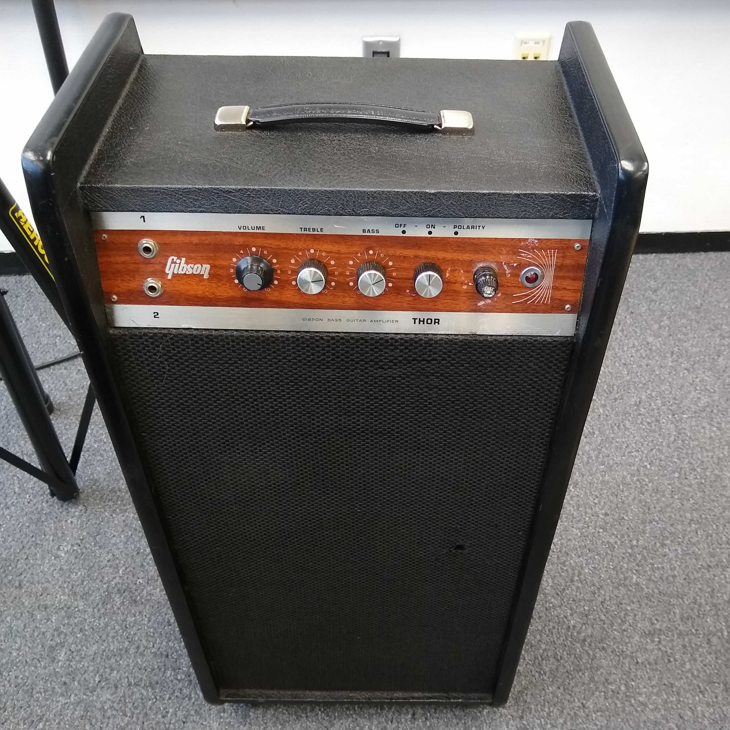 Gibson Thor Bass Amplifier