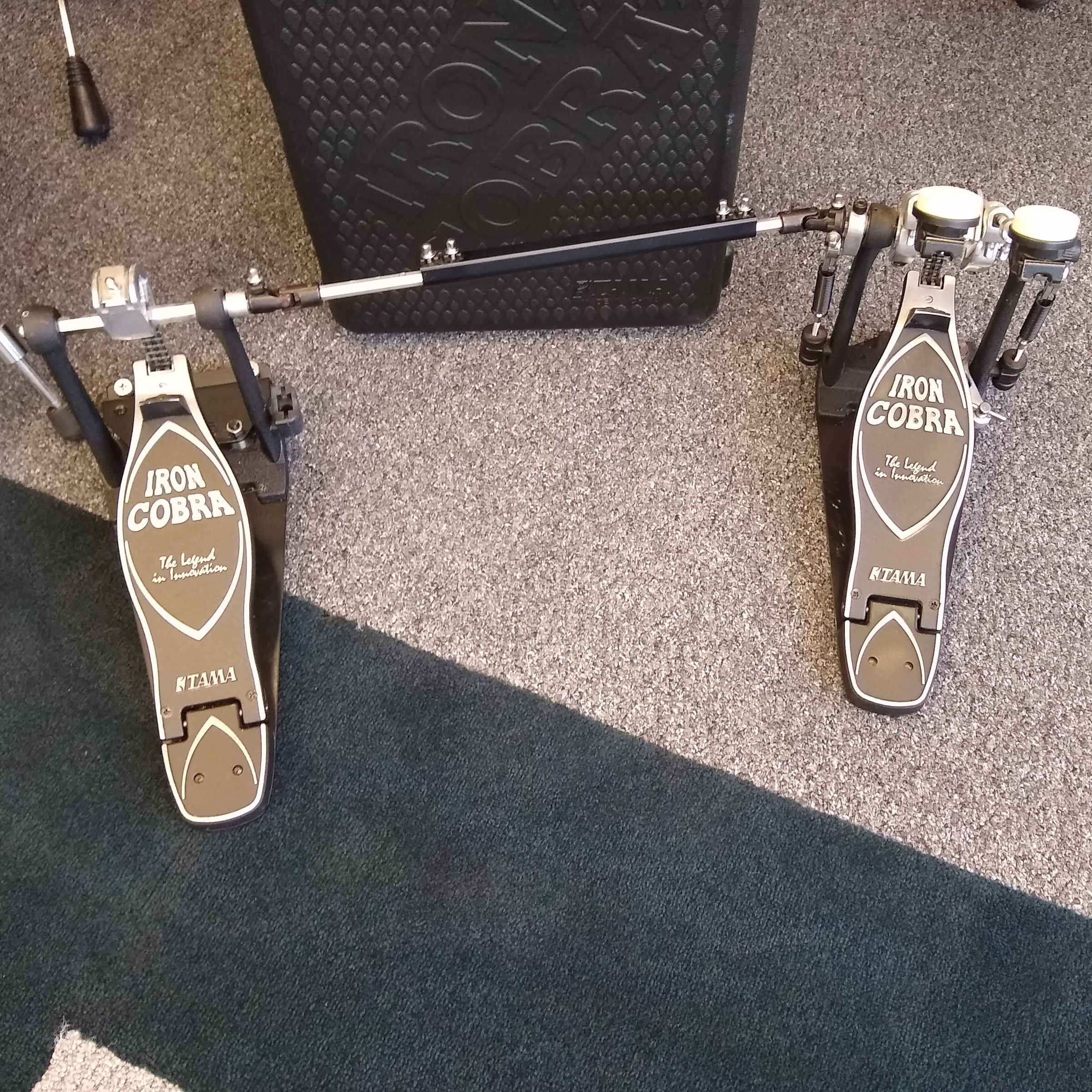 Tama Iron Cobra Double Bass Pedal
