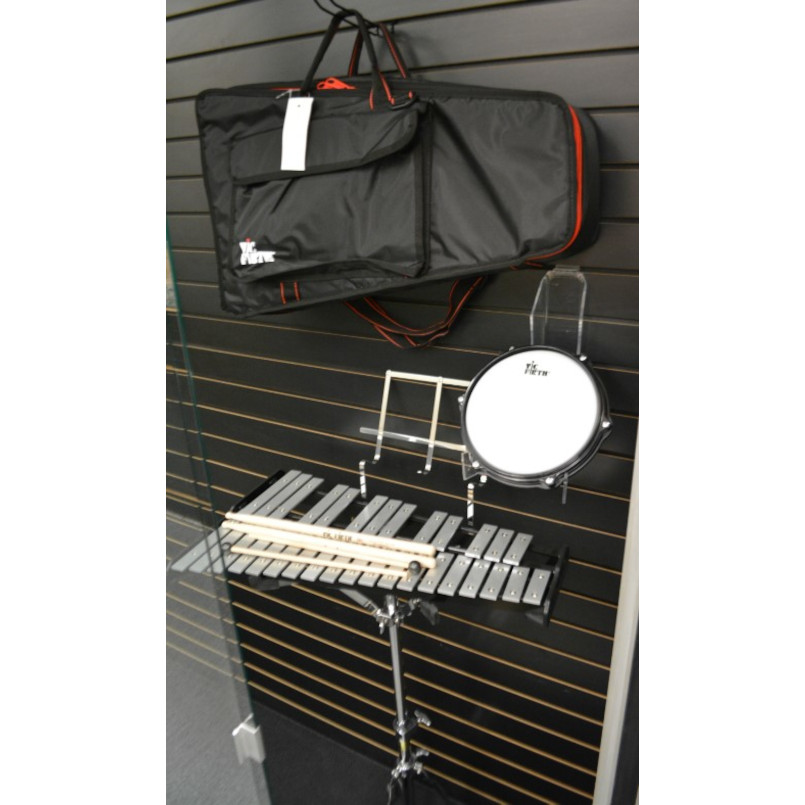 Vic Firth Traveller Percussion Kit With Backpack Bag