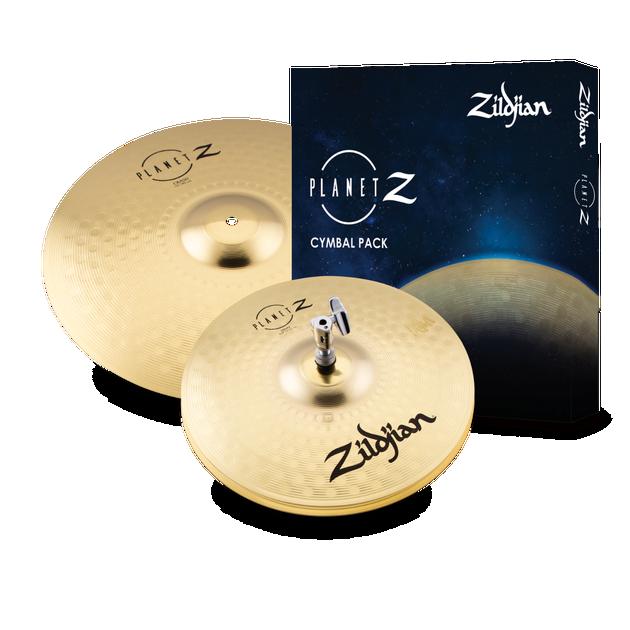 Zildjian Planet Z lanuch Cymbal Pack