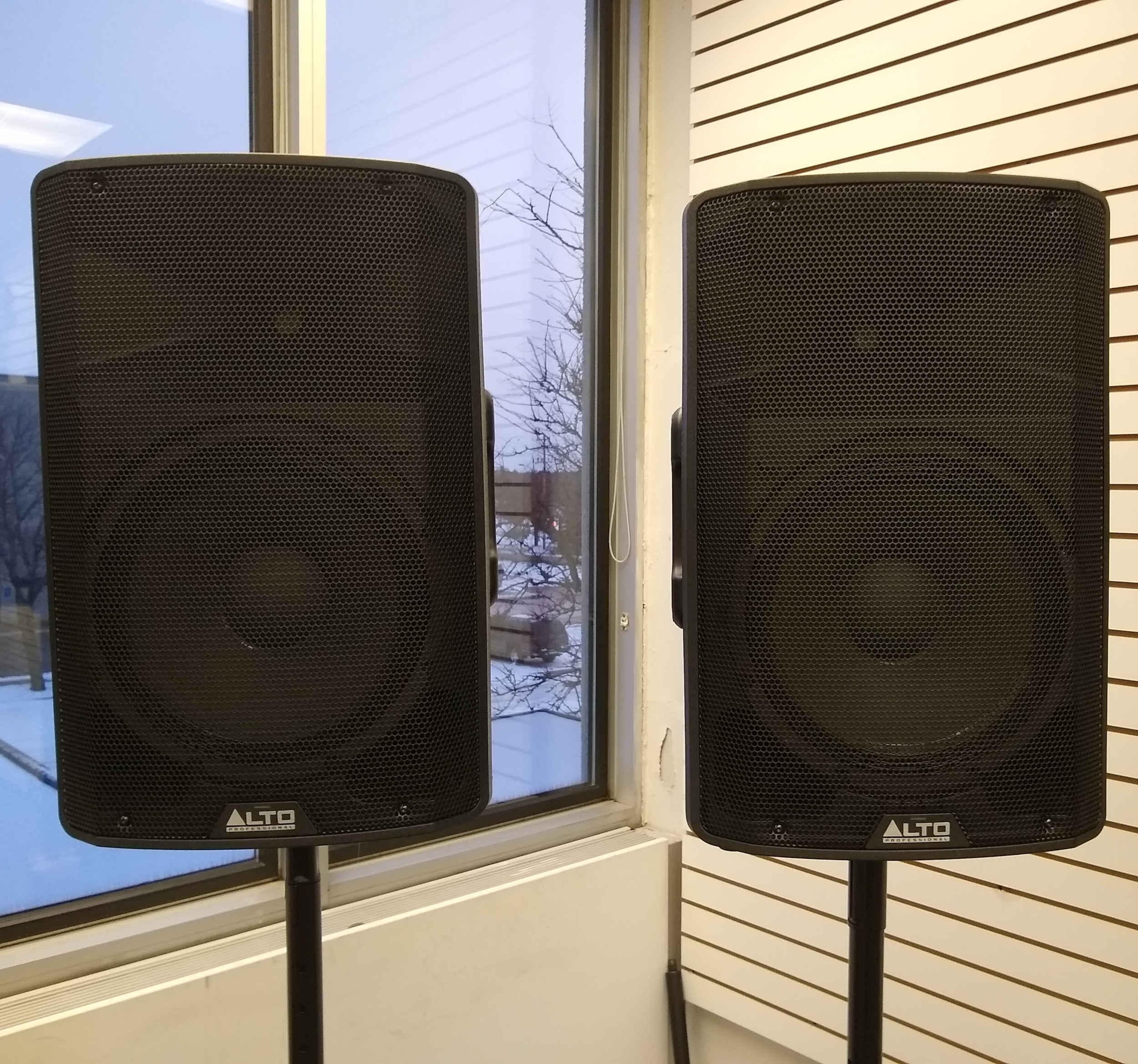 Alto Professional TX212 Speaker Pair