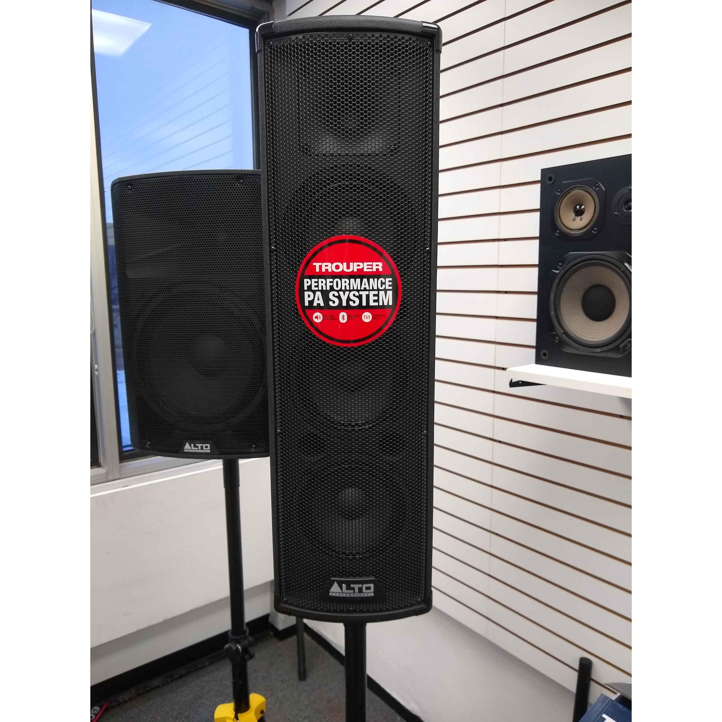 Alto Professional Trouper Speaker