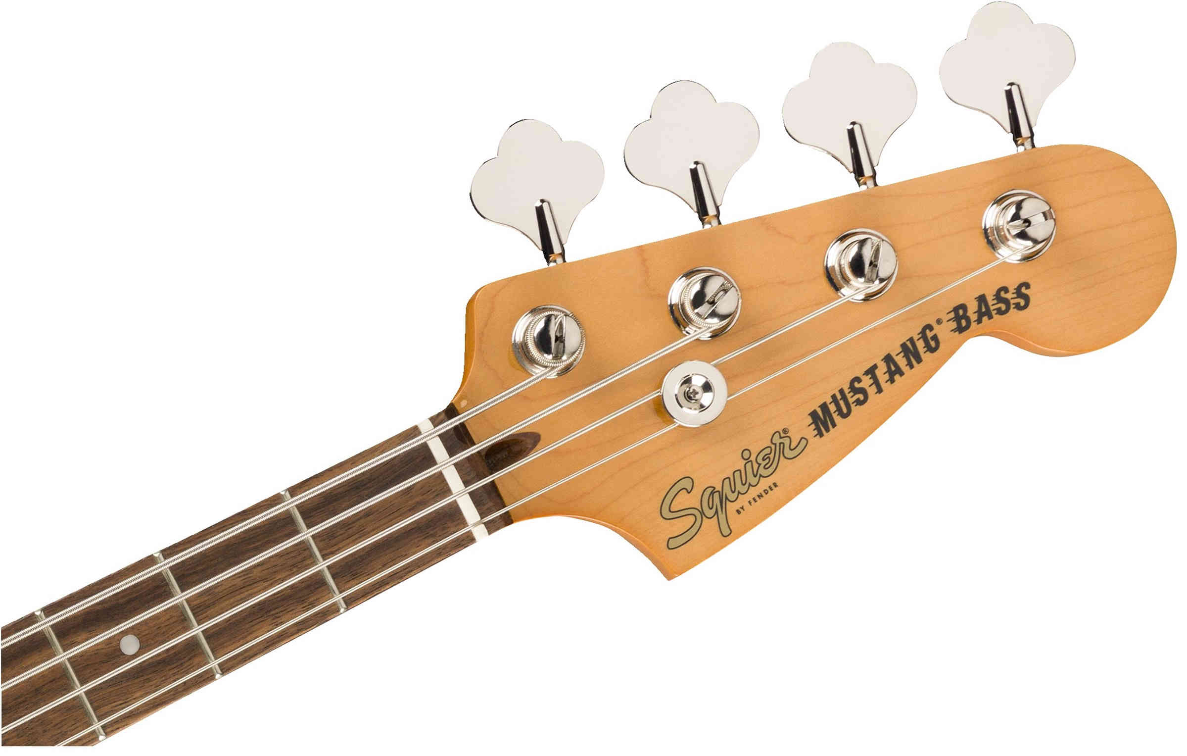 Squier Classic Vibe '60s Mustang® Bass, Indian Laurel Fingerboard, Surf Green