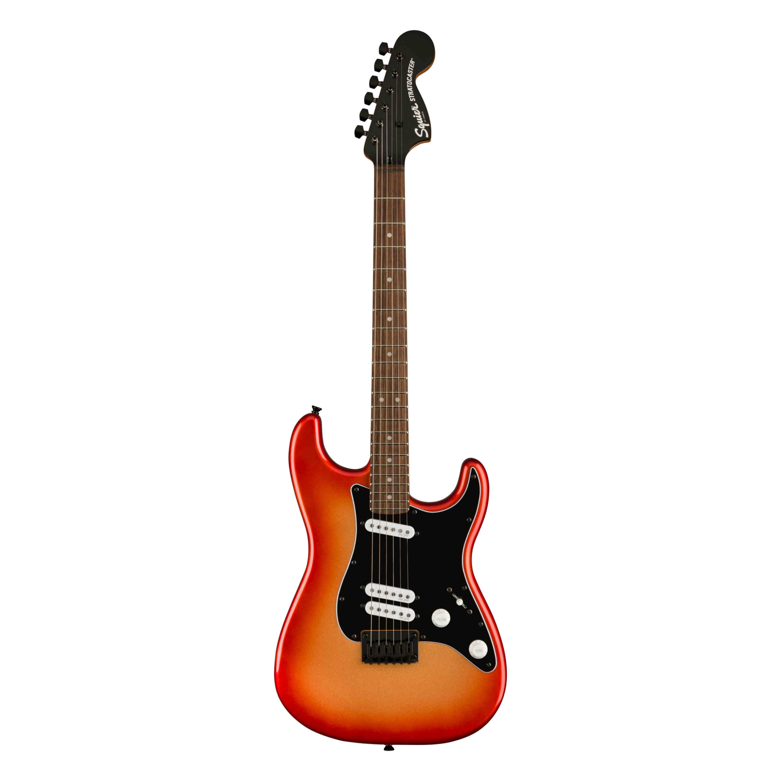 Squier Contemporary Stratocaster® Special HT, Indian Laurel Fingerboard, Sunset Metalic