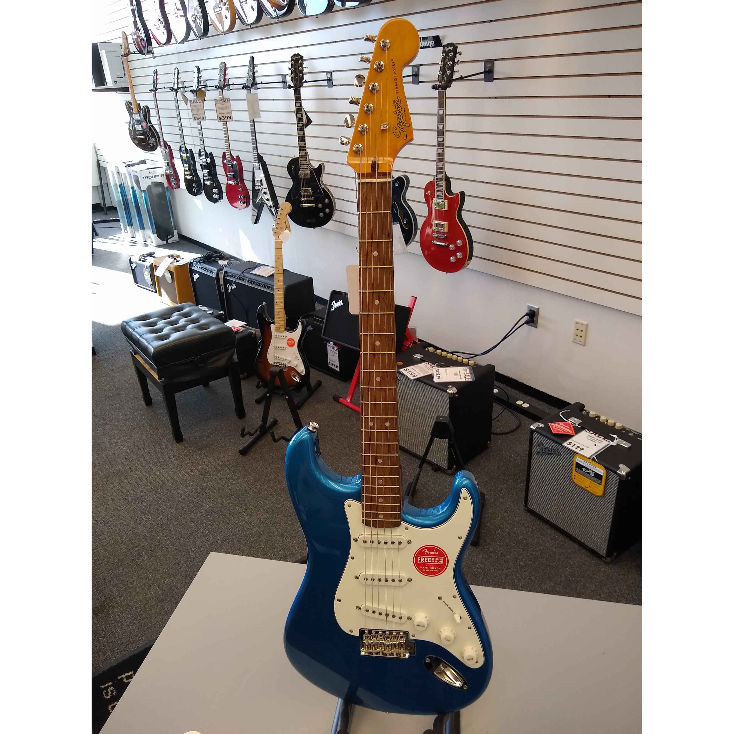 Squier Classic Vibe Stratocaster'60