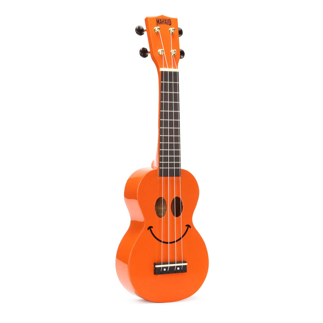 Mahalo U-Smile Series – Soprano Ukulele - Orange