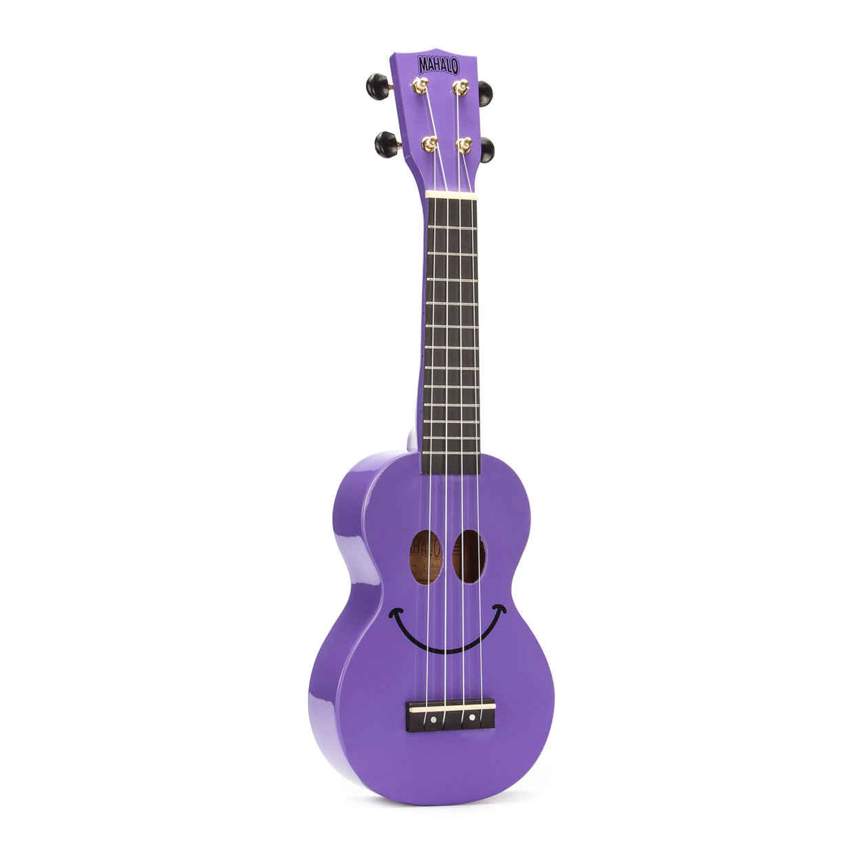 Mahalo U-Smile Series – Soprano Ukulele - Purple