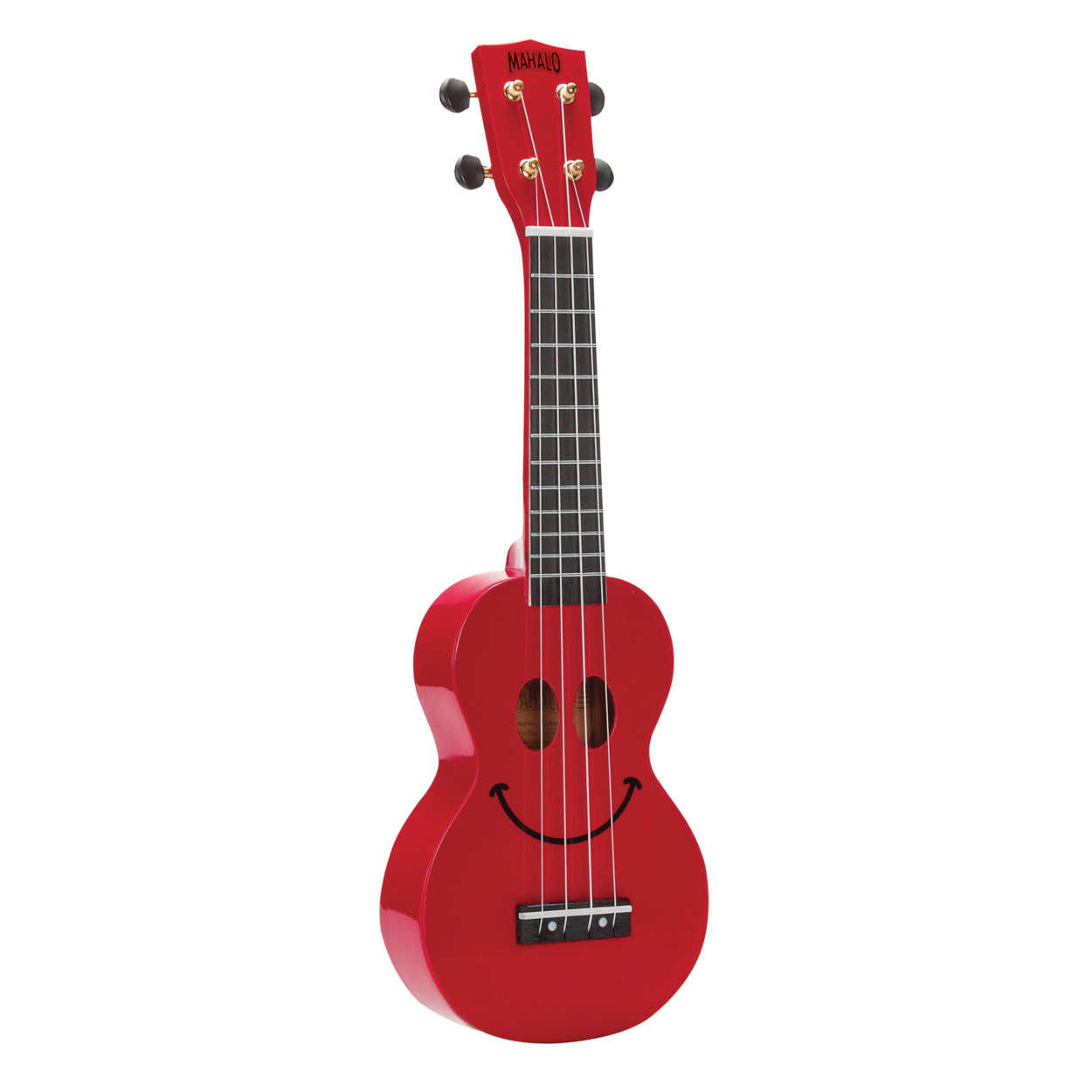 Mahalo U-Smile Series – Soprano Ukulele - Red