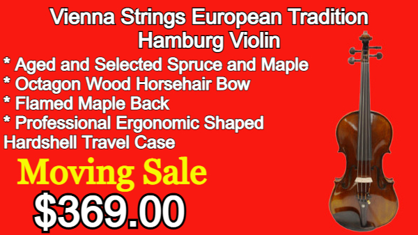 Vienna Strings European Tradition Hamburg Violin