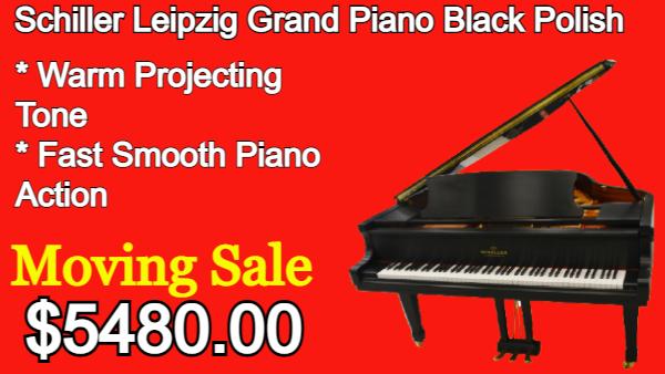 Schiller Leipzig Grand Piano