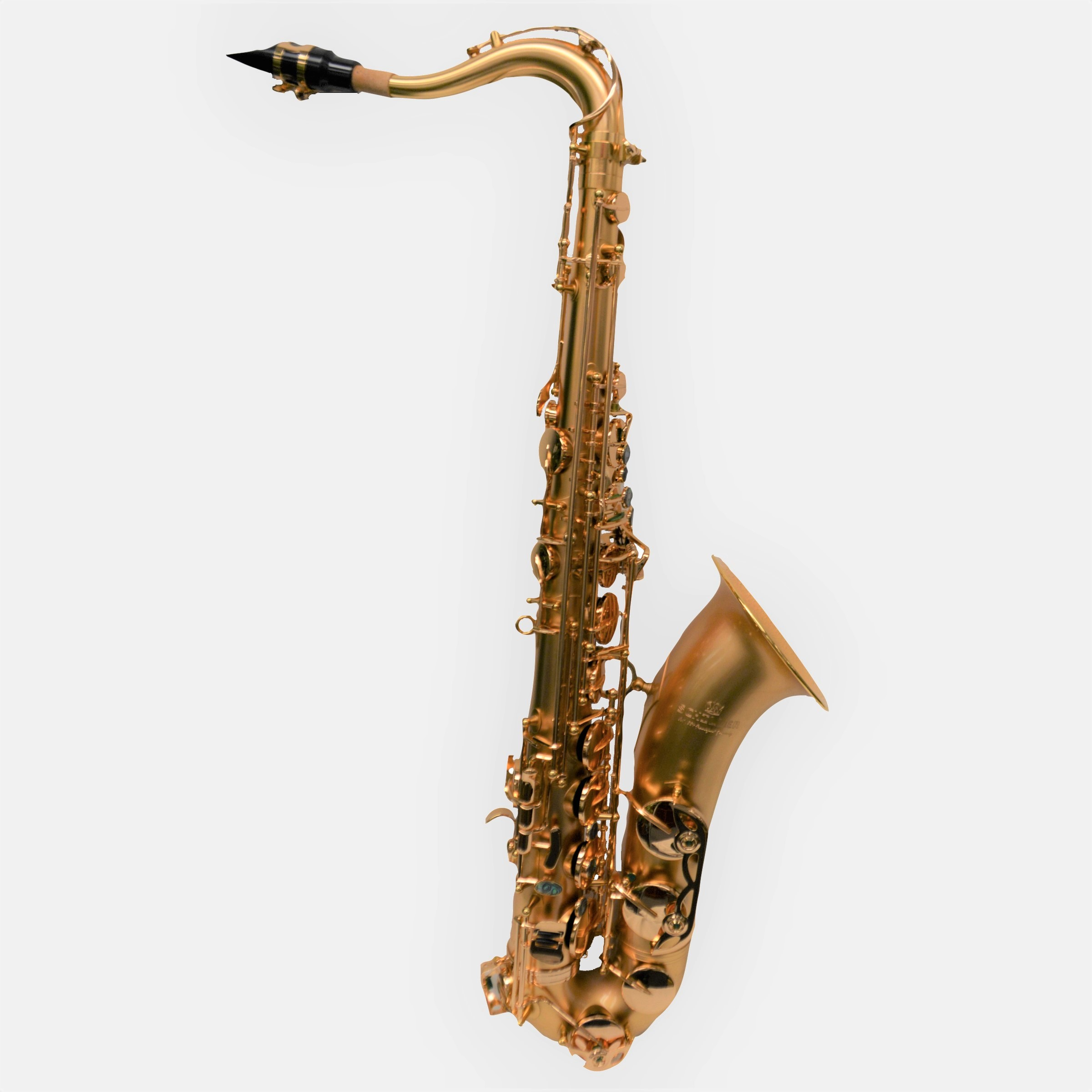Schiller Elite Luxus V Tenor Saxophone – Satin Gold